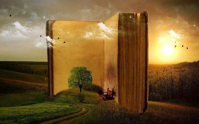 Ein Buch mit Karte verschenken