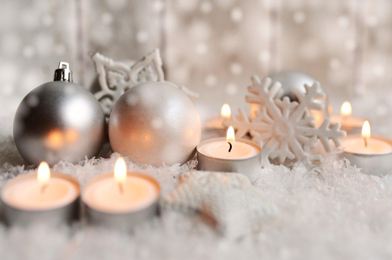 An Weihnachten für Lichtblicke sorgen